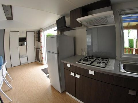 MOBILHOME 5 personnes - 30 m2