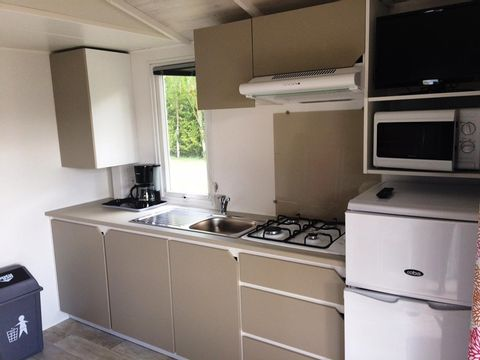 MOBILHOME 5 personnes - Cottage 27m2