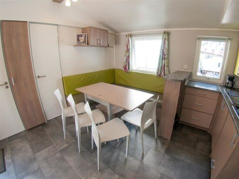 MOBILHOME 8 personnes - CONFORT MAGDALENA