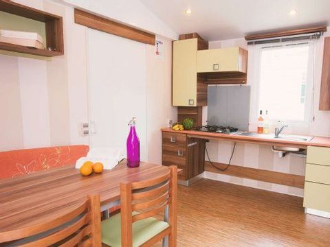 MOBILHOME 4 personnes - COTTAGE PMR