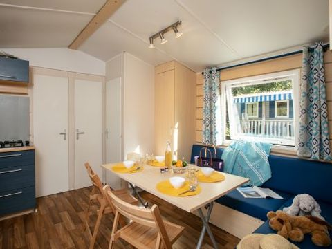 MOBILHOME 6 personnes - COTTAGE