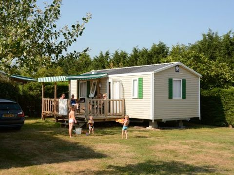 MOBILHOME 4 personnes - COTTAGE