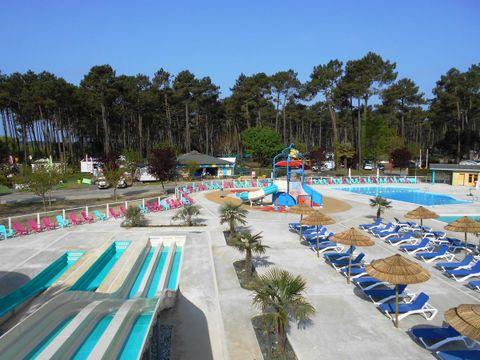 Camping Siblu Les Dunes De Contis - Funpass inclus - Camping Landes - Image N°2