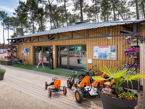 Camping Siblu Les Dunes De Contis - Funpass inclus - Camping Landes - Image N°25