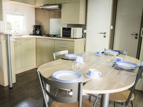MOBILHOME 6 personnes - Confort Cottage