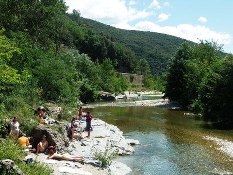 Camping Les Sources  - Camping Gard - Image N°12