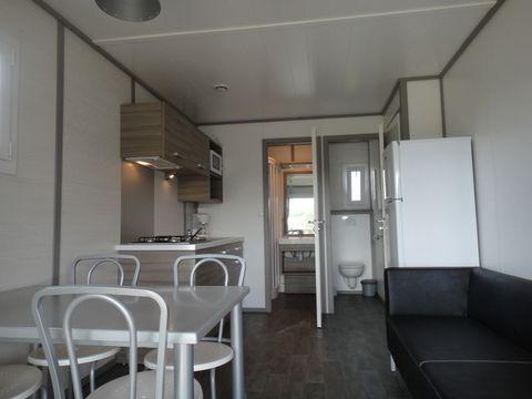 CHALET 5 personnes - Confort 28 m2 en arrivée samedi