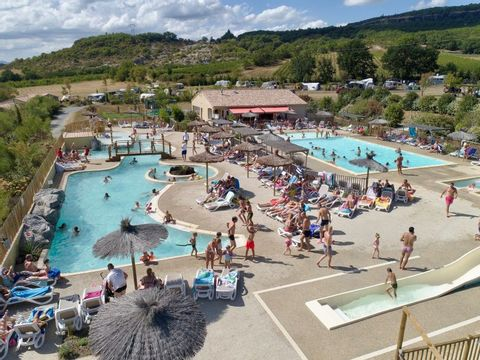 Camping Les Arches - Camping Ardeche