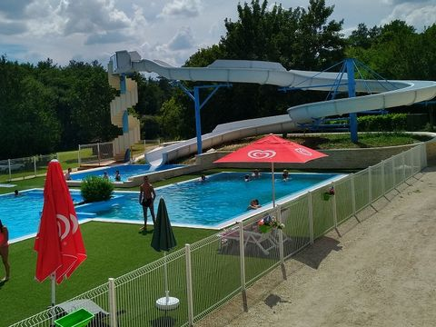 Camping Le Lizot  - Camping Charente-Maritime