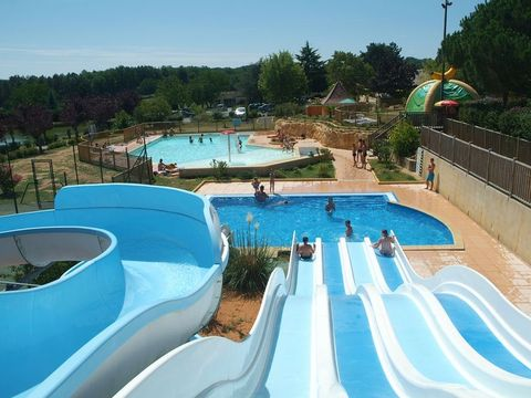 Camping Le Carbonnier   - Camping Dordogne - Image N°5