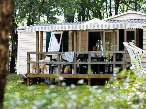 Camping Le Carbonnier   - Camping Dordogne - Image N°25