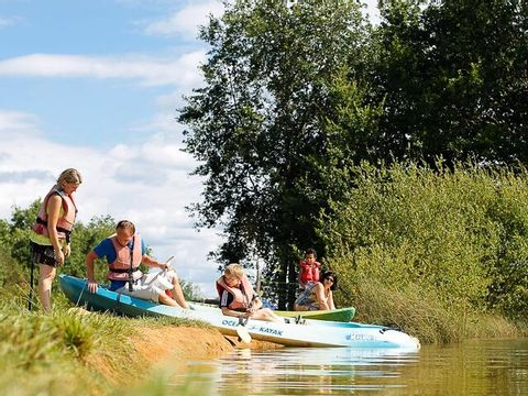 Camping Le Carbonnier   - Camping Dordogne - Image N°31