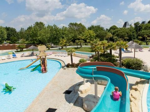 Camping Sequoia Parc - Camping Charente-Maritime - Image N°5