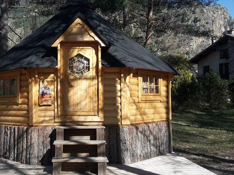 Camping l'Iscle de Prelles - Camping Hautes-Alpes - Image N°7