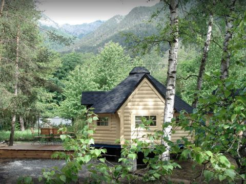 Camping l'Iscle de Prelles - Camping Hautes-Alpes - Image N°13