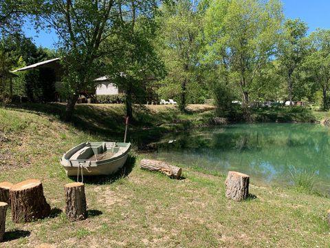 Alpes-de-Haute-Provence  Camping La Rivière - Camping Alpes-de-Haute-Provence - Afbeelding N°19