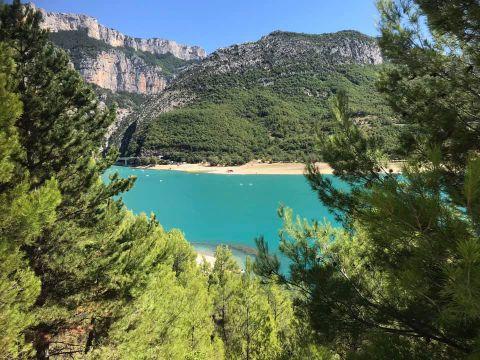 Camping La Rivière - Camping Alpes-de-Haute-Provence - Image N°14