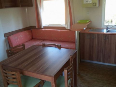 MOBILHOME 5 personnes - 2 chambres CLIM