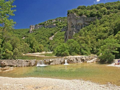 Ardèche  Camping Le Sous Bois  - Camping Ardèche - Afbeelding N°7