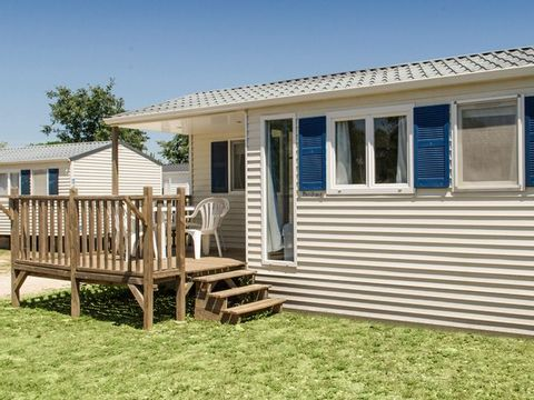 MOBILHOME 4 personnes - Confort 2