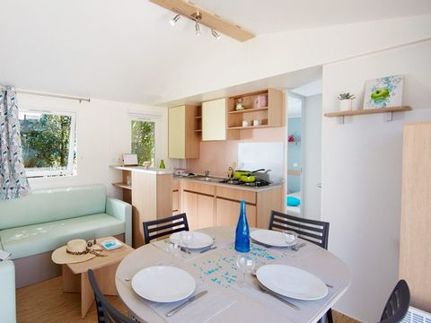MOBILHOME 6 personnes - Cottage 3