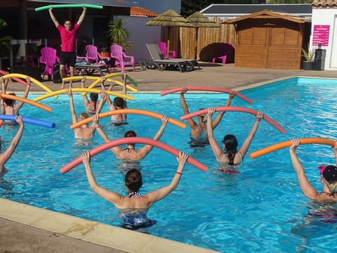Camping Les Flamants Roses  - Camping Pyrenees-Orientales - Image N°2