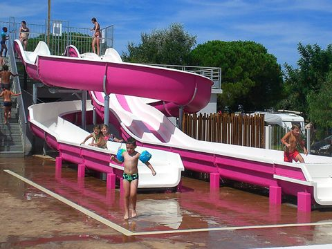 Camping Les Flamants Roses  - Camping Pyrenees-Orientales - Image N°4