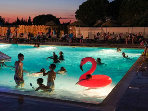 Camping Les Flamants Roses  - Camping Pyrenees-Orientales - Image N°6