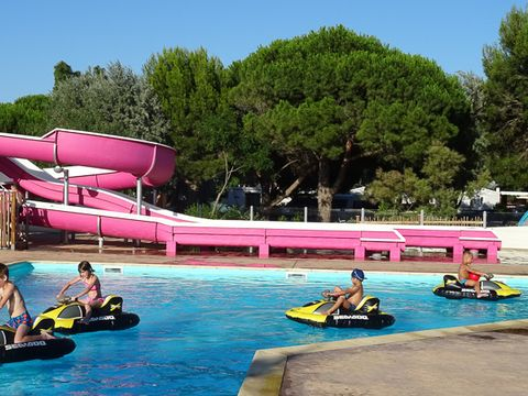 Camping Les Flamants Roses  - Camping Pyrenees-Orientales - Image N°3