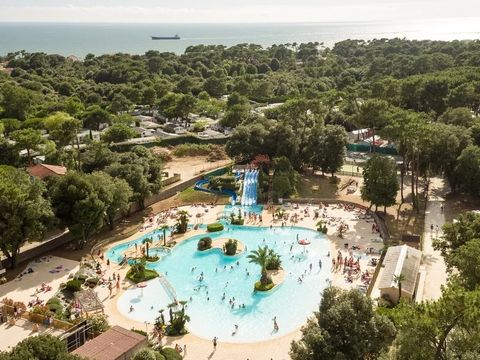 Camping Le Logis  - Camping Charente-Maritime
