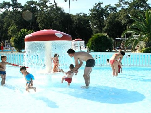 Charente-Maritime  Camping Le Logis  - Camping Charente-Maritime - Afbeelding N°5