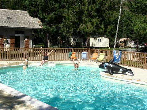Camping Le Bocage  - Camping Hautes-Alpes - Image N°3