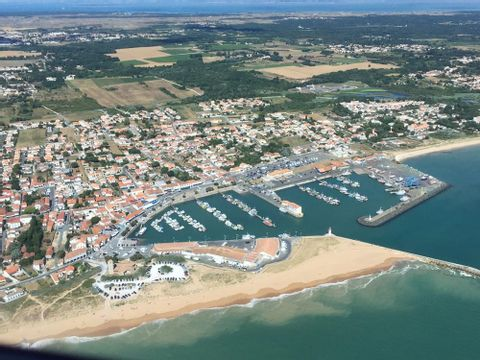 Camping les Flots Atlantique - Camping Charente-Maritime - Image N°2
