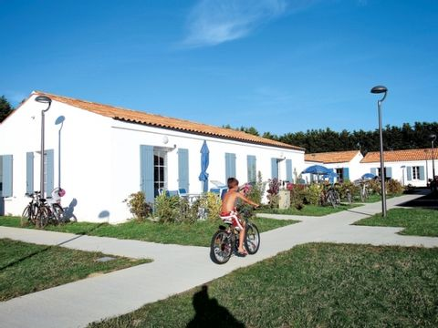 Résidence Terre Marine - Camping Charente-Maritime - Image N°4