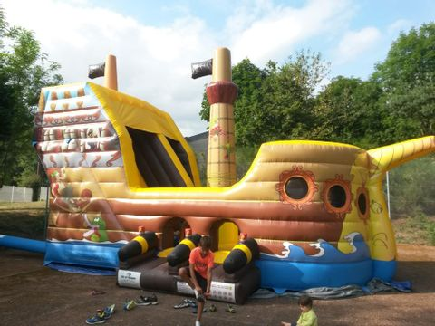 Camping Fréaudour - Camping Haute-Vienne - Image N°9