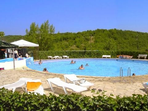 Camping Quercy Vacances - Camping Lot - Image N°2