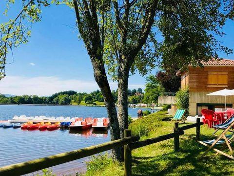 Village Vacances Les Demeures du Lac - Camping Puy-de-Dome - Image N°6