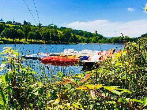 Village Vacances Les Demeures du Lac - Camping Puy-de-Dome - Image N°9