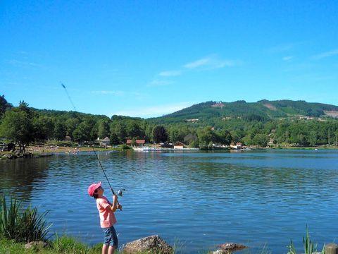 Village Vacances Les Demeures du Lac - Camping Puy-de-Dome - Image N°18