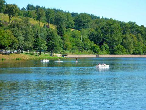 Village Vacances Les Demeures du Lac - Camping Puy-de-Dome - Image N°29
