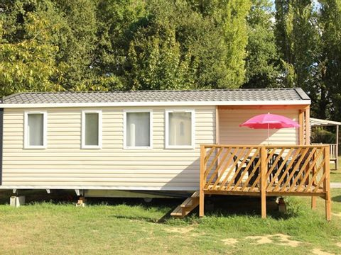 MOBILHOME 7 personnes