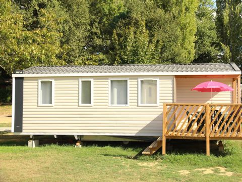 MOBILHOME 7 personnes - Confort