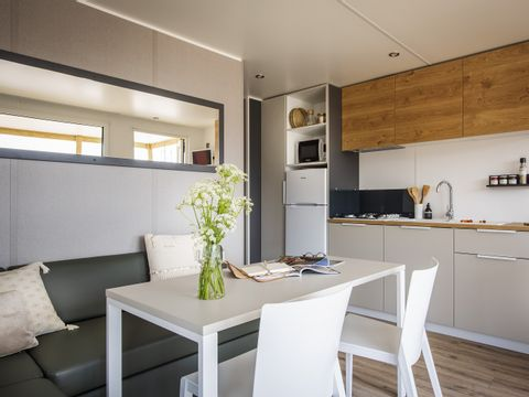 MOBILHOME 5 personnes - Confort +