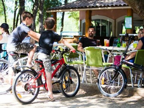 Camping Domaine des Chenes Blancs - Camping Vaucluse - Image N°29