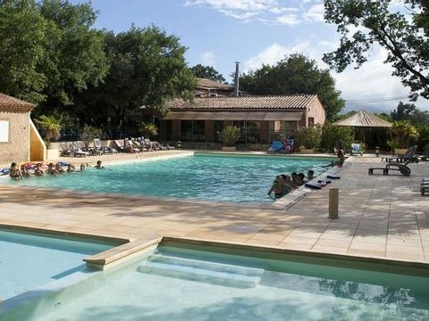Vaucluse  Camping Domaine des Chenes Blancs - Camping Vaucluse - Afbeelding N°2