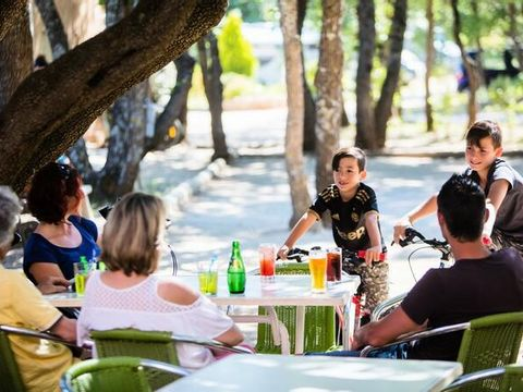 Camping Domaine des Chenes Blancs - Camping Vaucluse - Image N°17