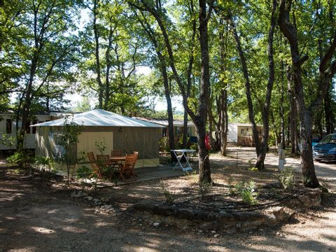 Camping Domaine des Chenes Blancs - Camping Vaucluse - Image N°26