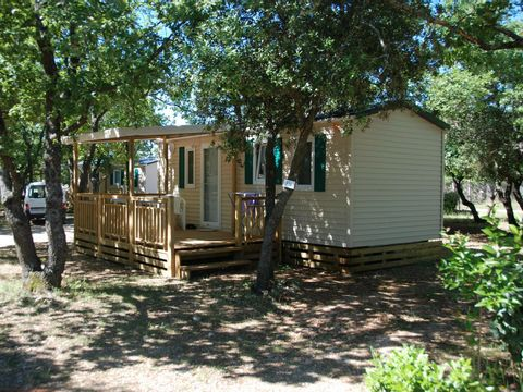 Camping Domaine des Chenes Blancs - Camping Vaucluse - Image N°18