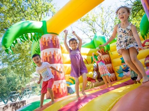 Camping Domaine des Chenes Blancs - Camping Vaucluse - Image N°6