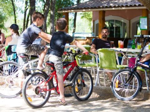 Vaucluse  Camping Domaine des Chenes Blancs - Camping Vaucluse - Afbeelding N°8